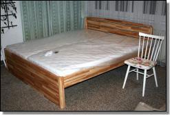 Nová postel