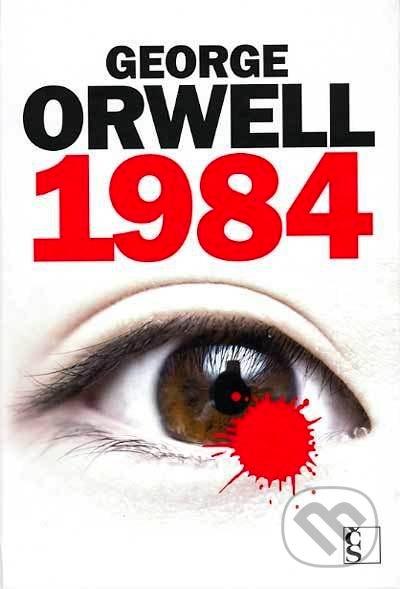 George Orwell: 1984 (zdroj: Martinus.cz)