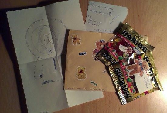 Dopis/balíček