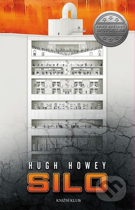 Hugh Howey: Silo (Martinus.cz)